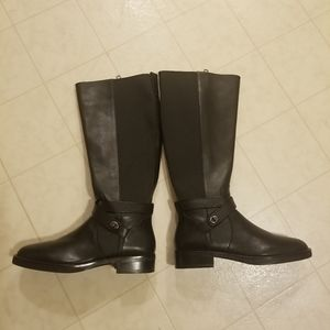 NEW COACH RIDING BOOTS 10B